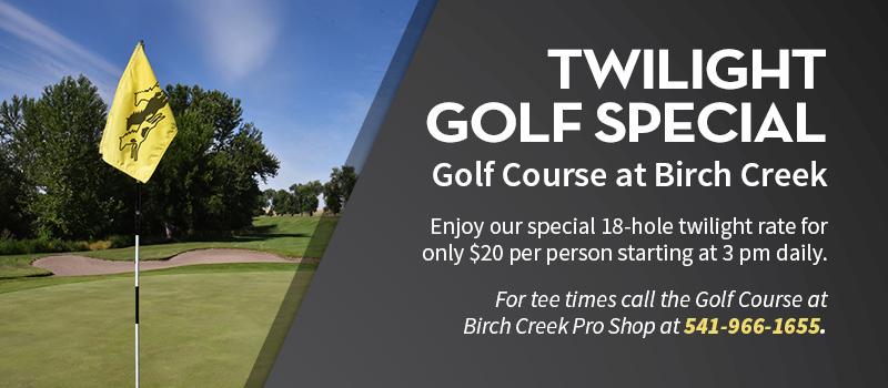 2021 Twilight Golf Special